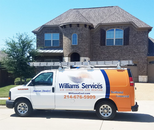 Williams Services Air Conditioning And Heating Llc