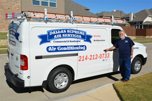 Dallas Supreme Air Services Business Profile