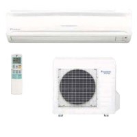 Daikin Quaternity RXG12HVJU FTXG12HVJU Single Zone Wall Mounted Heat Pump System 12000 BTU