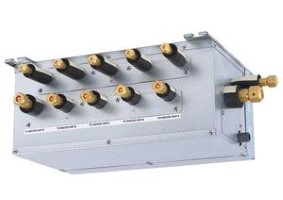 Mitsubishi PAC-AKA51BC Branch Box For Mitsubishi MXZ-8B48NA Multi-Zone Mini Split Systems 5 Ports
