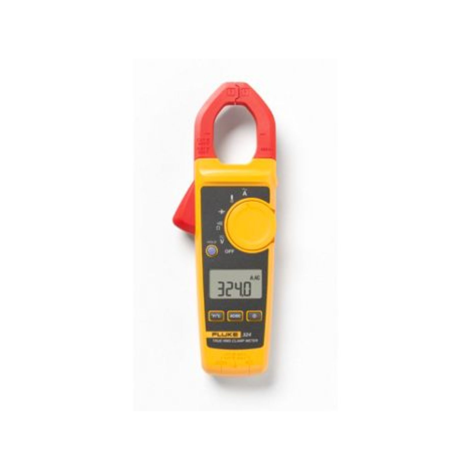 Fluke 4152637 - AC True RMS Clamp Meter, 400A, with Temperature