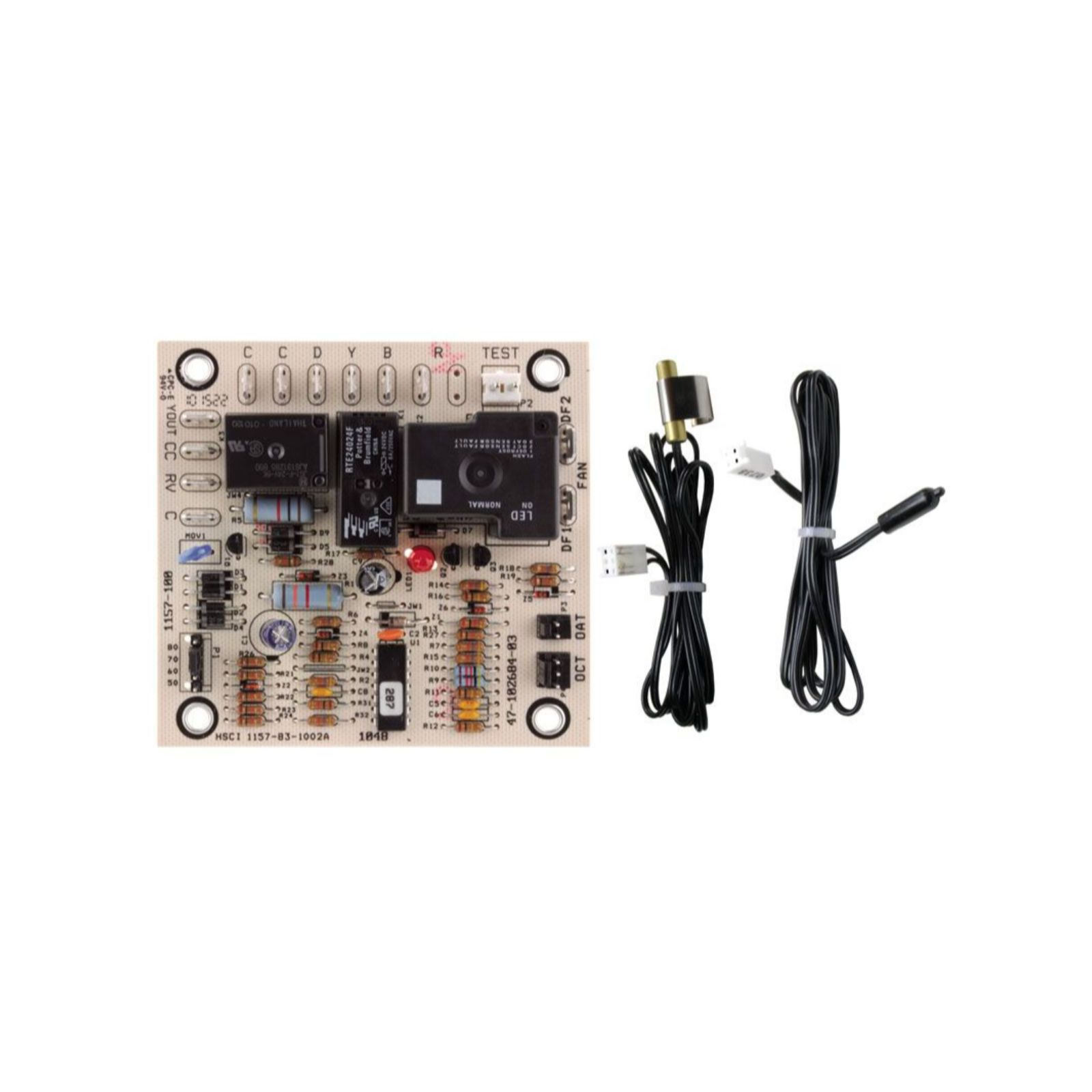 PROTECH 47-102684-83 - Defrost Control Board
