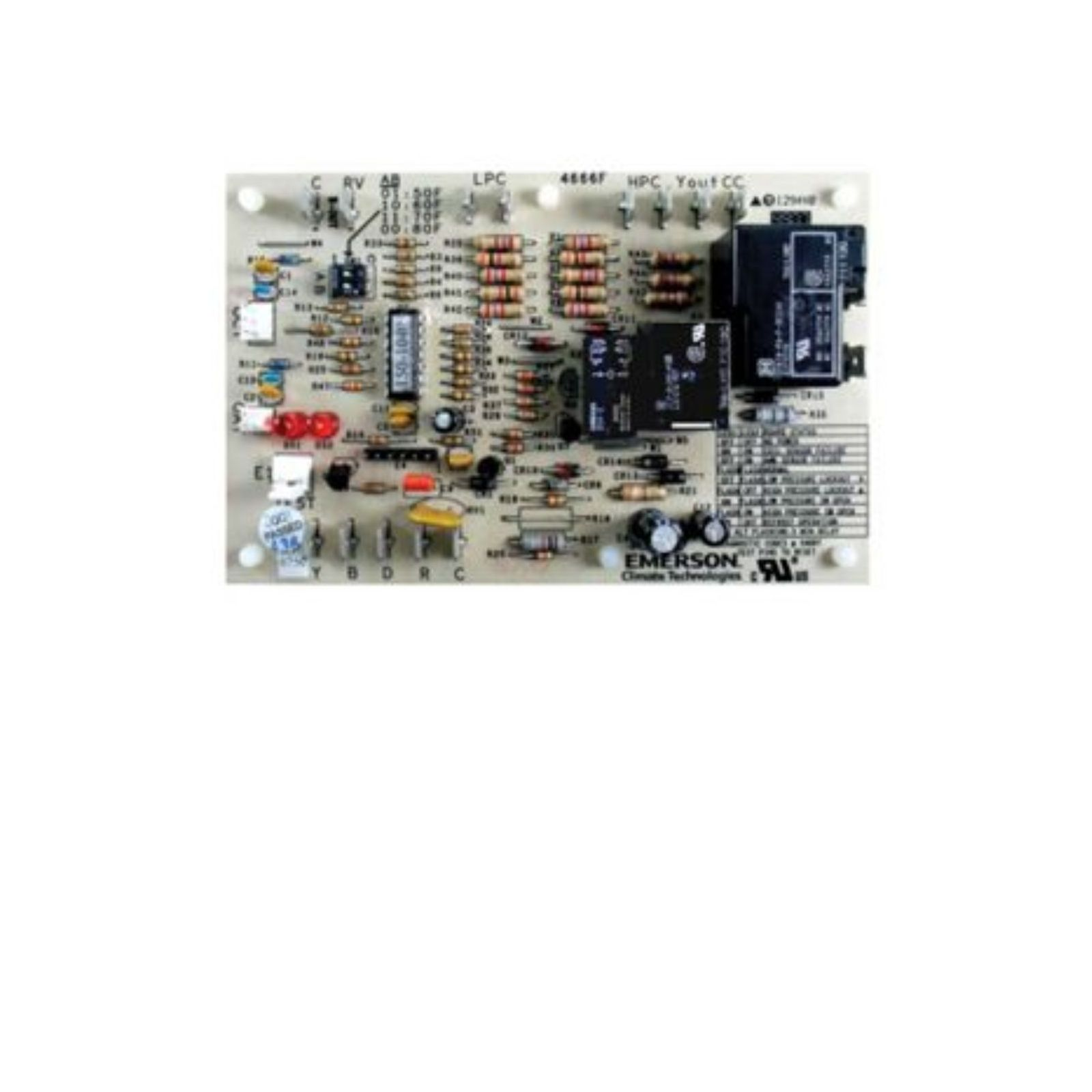 PROTECH 47-102685-83 - Defrost Control Board