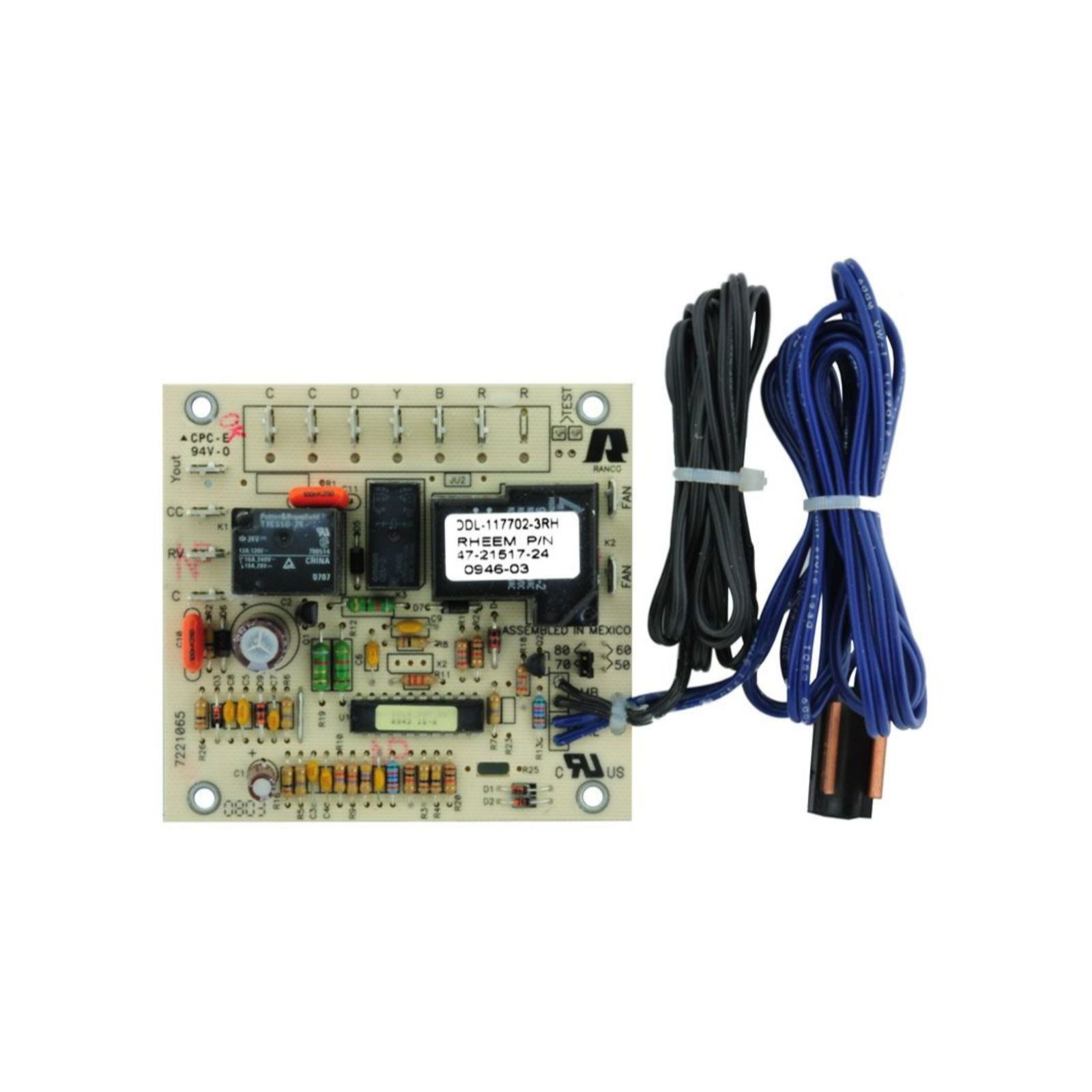 PROTECH 47-21517-24 - Defrost Control Board