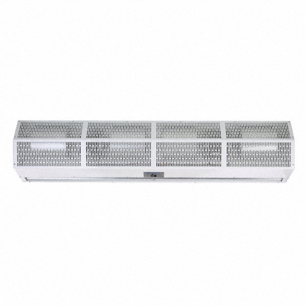 BERNER Air Curtain, 3 ft. Max. Door Width, 10 ft. Max. Mount Ht., 67 dBA @ 10 Feet, 3500 fpm