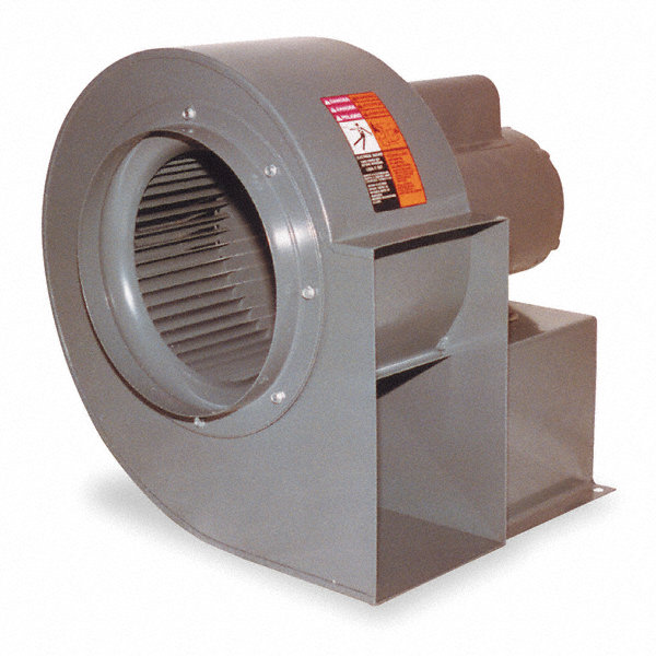 Direct Drive DAYTON Blower,115/208-230 V