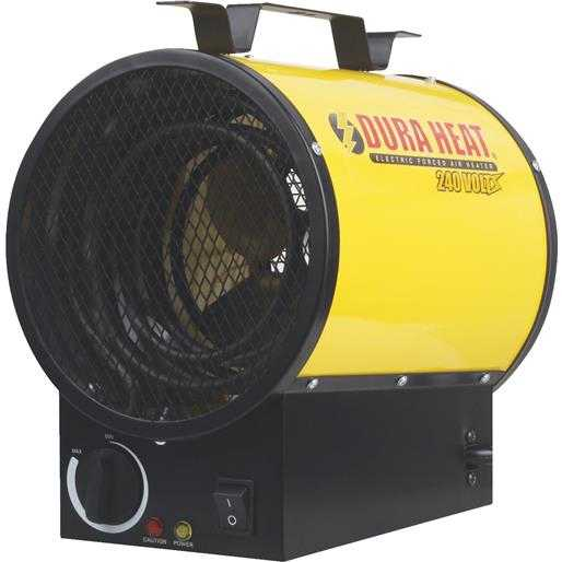 WORLD MARKETING 240V Workspace Heater EUH4000 Unit: BOX
