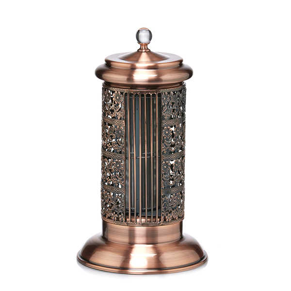 Bellevue Antique Copper Tower Fan