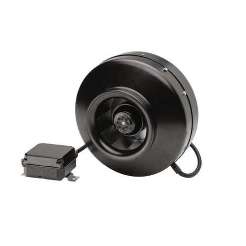 Soler and Palau PV-125 5'/125MM Inline Centrifugal Duct Fan
