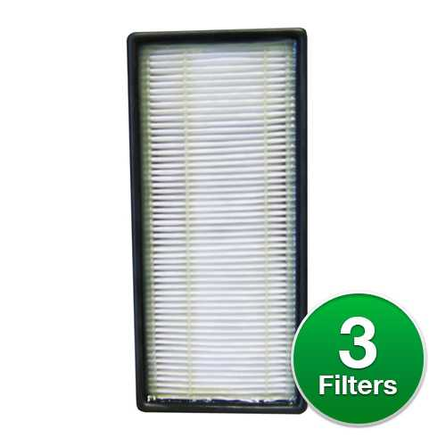 Honeywell HRF-C1 / 16216 / Type C Replacement Air Purifier HEPA Filter - 3 Pack
