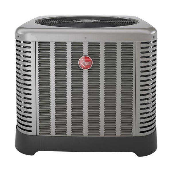 Rheem or Ruud RA1424AJ1NA 2 Ton 14 SEER Air Conditioner
