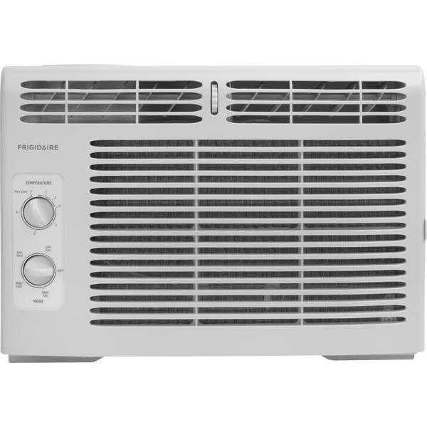 Frigidaire FFRA0511R1 5,000 BTU Window-Mounted Room Air Conditioner
