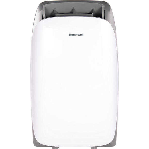 Honeywell HL14CESWG HL Series 14,000 BTU Portable Air Conditioner with Remote Control - White/Gray