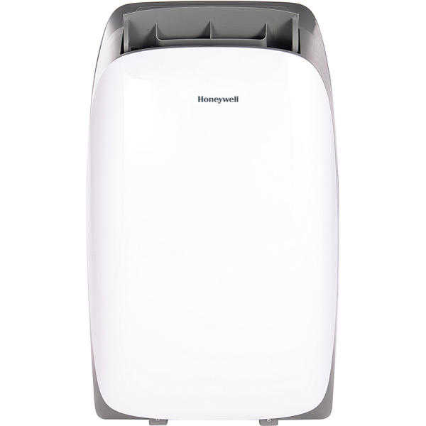 Honeywell HL10CESWG HL Series 10,000 BTU Portable Air Conditioner with Remote Control - White/Gray