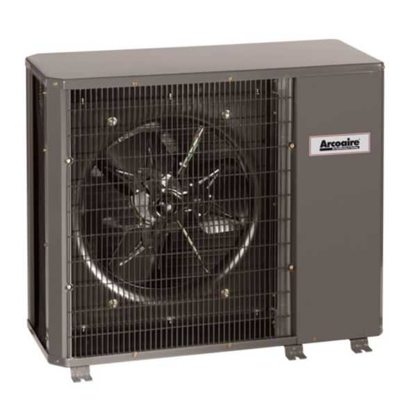 Arcoaire - NH4A460AKA - 5 Ton, 14 SEER Horizontal Discharge Air Conditioning Condenser R410A