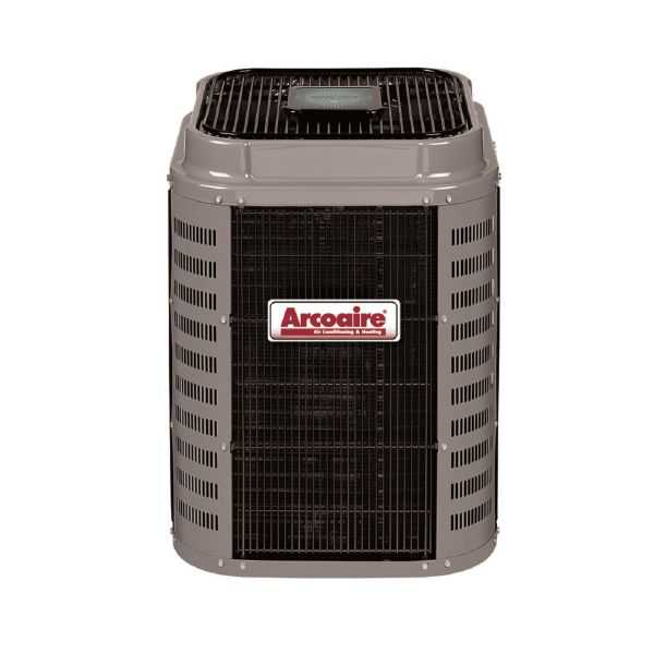 Arcoaire - HVH836GKA - 3 Ton, up to 19 SEER Variable-Speed Air Conditioner With Observer Communicating System