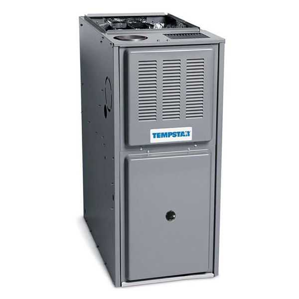 Tempstar - N8MPN125J20B - 80% Single Stage Heating Gas Furnace