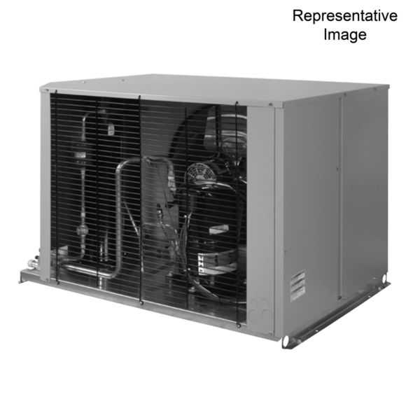 Heatcraft - Larkin - LHT050X6BFMT - 5 HP Outdoor Condensing Unit: Extended Temperature Hermetic R-404A (208-230/1/60)