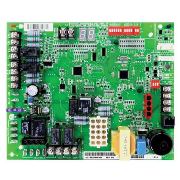 UTEC 62-102784-01 - Integrated Furnace Control Board (IFC)