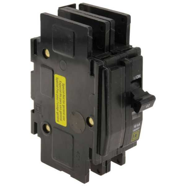 PROTECH 425095 - Circuit Breaker - 40A (2-Pole)