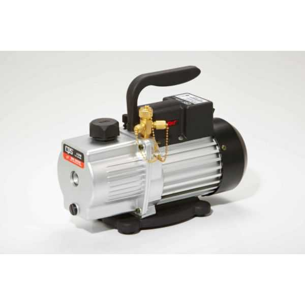 CPS VP6D - 6 CFM Two-Stage, Dual Voltage (115 / 230V) Vacuum Pump With Gas Ballast Valve