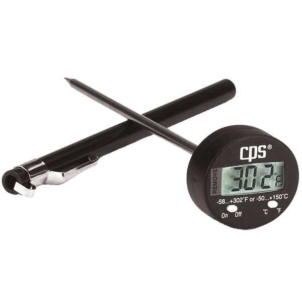 CPS TMDP - Digital Pocket Thermometer (-58┬░ to 302┬░F)