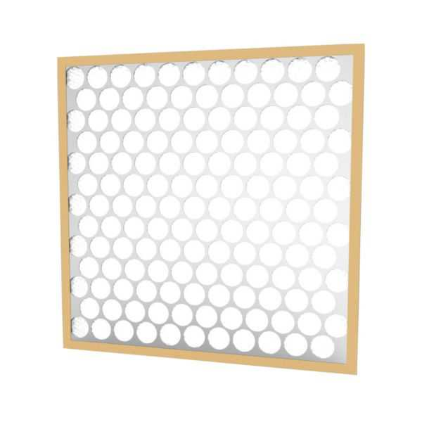 Glasfloss PTA20202 - Synthetic Heavy-Duty Disposable Panel Filter, 20' X 20' X 2'