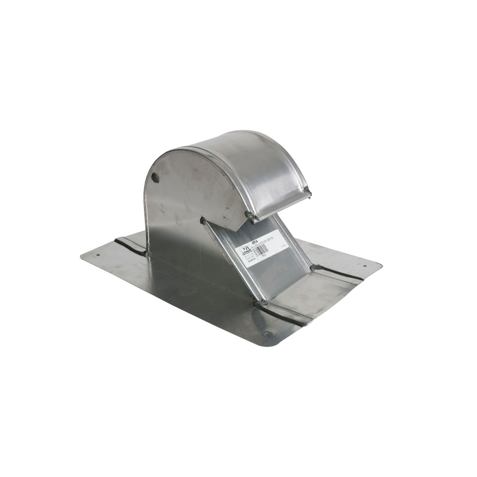 "Miami Tech ARV4D - Aluminum 4"" Roof Vents with Damper"