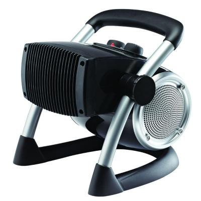 1500-Watt Pro-Ceramic Utility Electric Portable Heater with Pivot Power