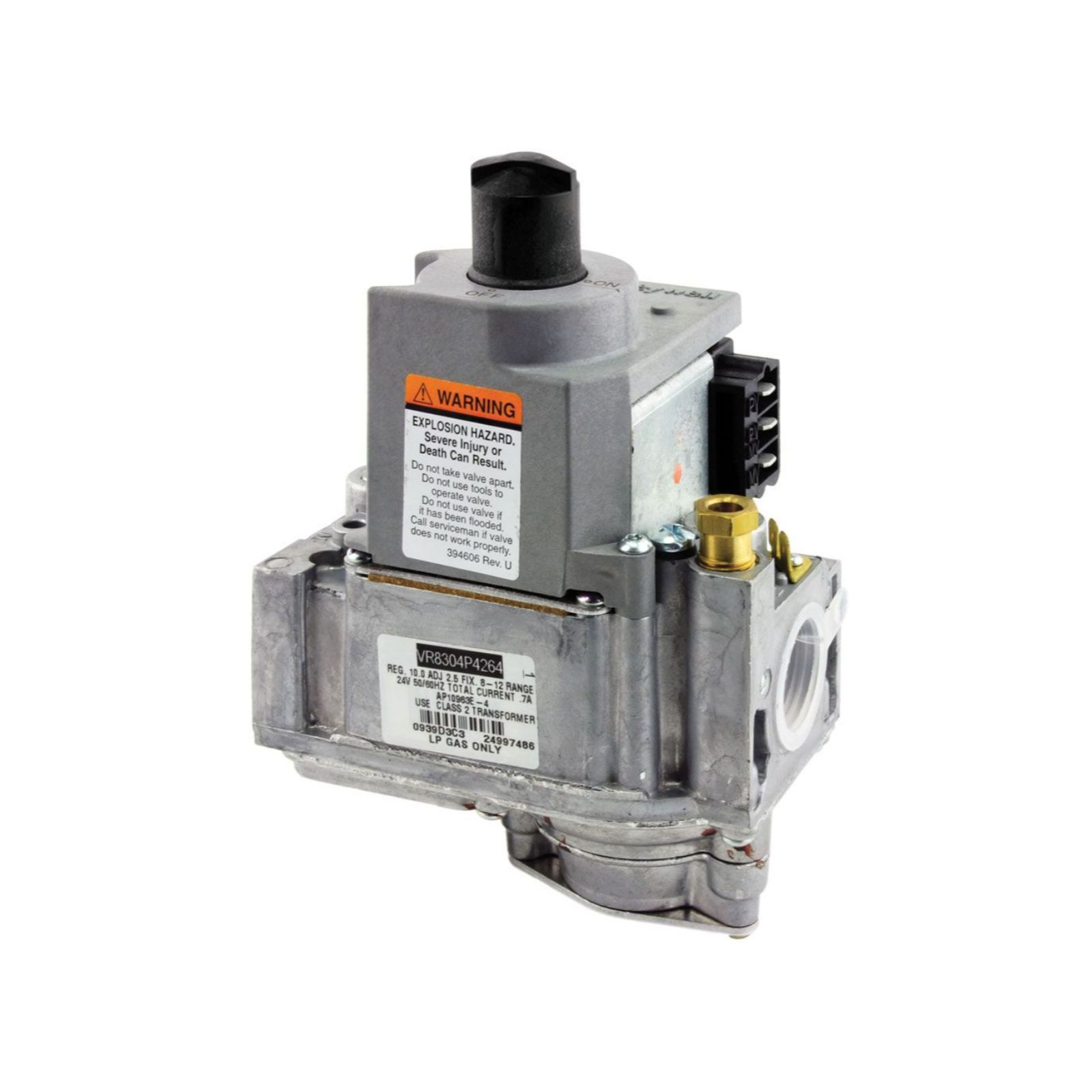 PROTECH SP10963E -  Gas Valve - LP